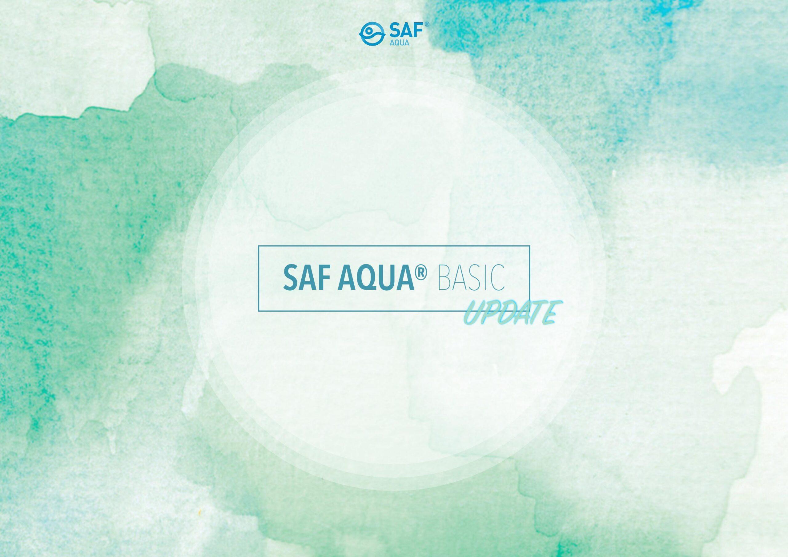 SAF AQUA Basic Update